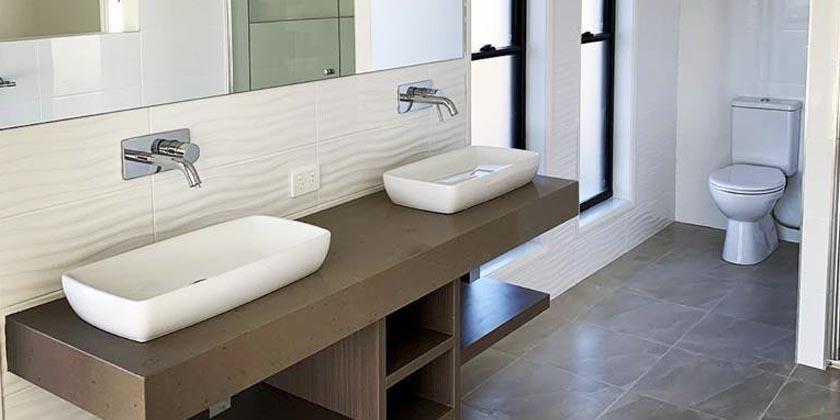 New Bathroom Renovation   Plumber Brisbane North